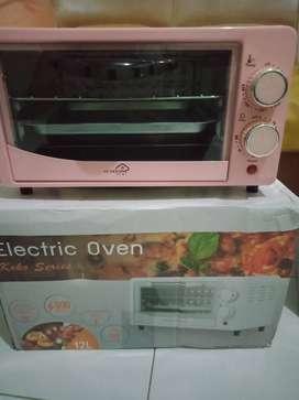 Oven listrik 12L