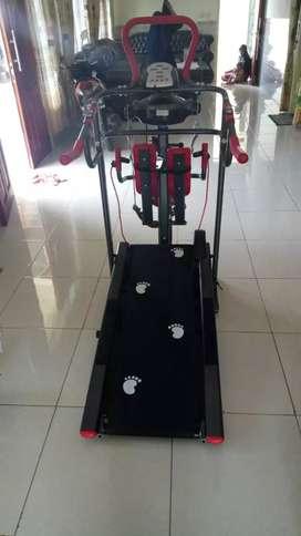 Treadmill lengkap manual gratis pasang