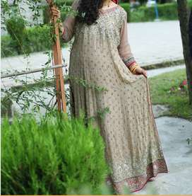 Waleema Dress for Bride
