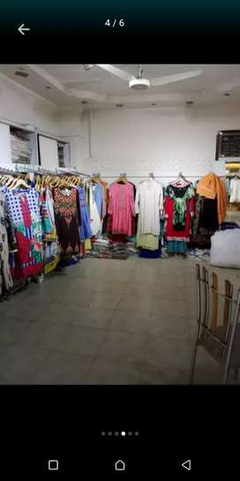 SHOP FOR RENT IN SHOPPING HUB IF CITY