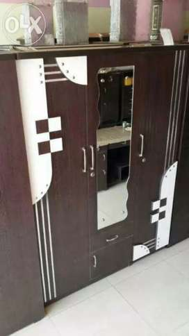 Attractive Wooden Wardrobes Available