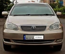 Toyota Corolla H5 1.8E, 2005, CNG & Hybrids