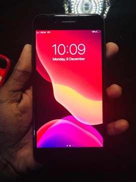Iphone 7 plus 32 gb matt black
