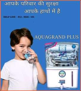 AQUA GRAND PLUS RO+UV+UF+TDS WATER PURIFIER