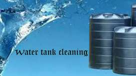 Tank Cleaning Service with non toxic chemicals
