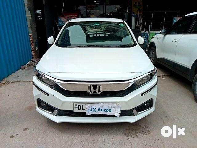 Honda Amaze VX CVT Petrol, 2018, Petrol