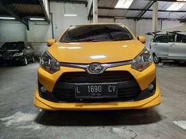 Toyota Agya Trd  metik.1,2,Tangan pertama dari baru