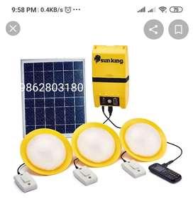 Sun king solar light