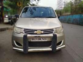 Chevrolet Enjoy 1.4 LS 7, 2014, CNG & Hybrids