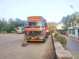 2019 bharat benz 3123 12 wheel