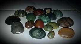 Batu akik banyak hanyak Rp 600.000,‐
