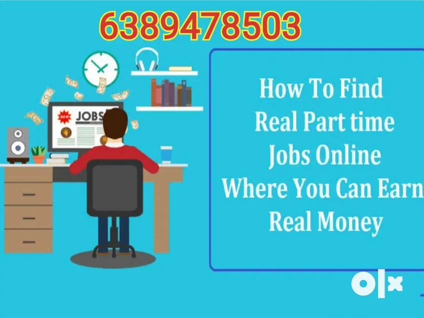 If you need any type of Home based data entry works, Call me 0
