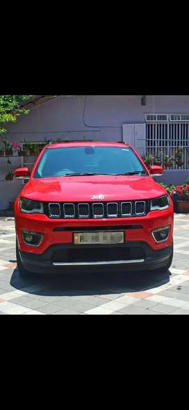 Jeep Compass 2017 Diesel Showroom Condition