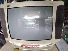 tv polytron 22in