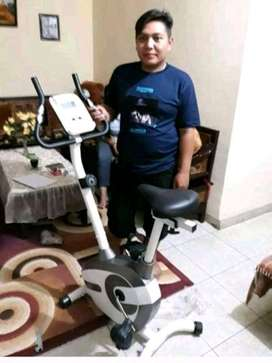 Galaxi health gym jual magnetik bike