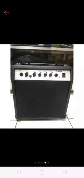 Ampli/amplifier gitar/bass