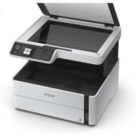 Xerox printer sel