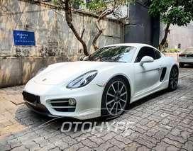 Porsche Cayman 2.7 2013