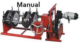 Mesin HDPE Manual 4 Clamp SUD 200/40 Ready, Promo Akhir Tahun