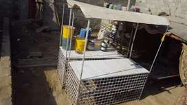 Chicken cages 3 l