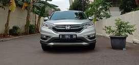 Honda New CRV 2.4 RM3 tahun 2015 Non prestige murah