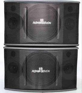 speaker karaoke  10''