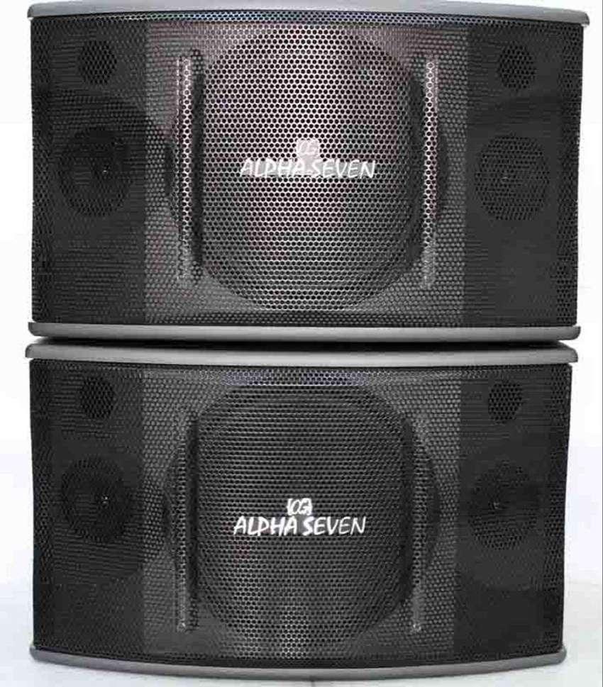speaker karaoke  10'' 0