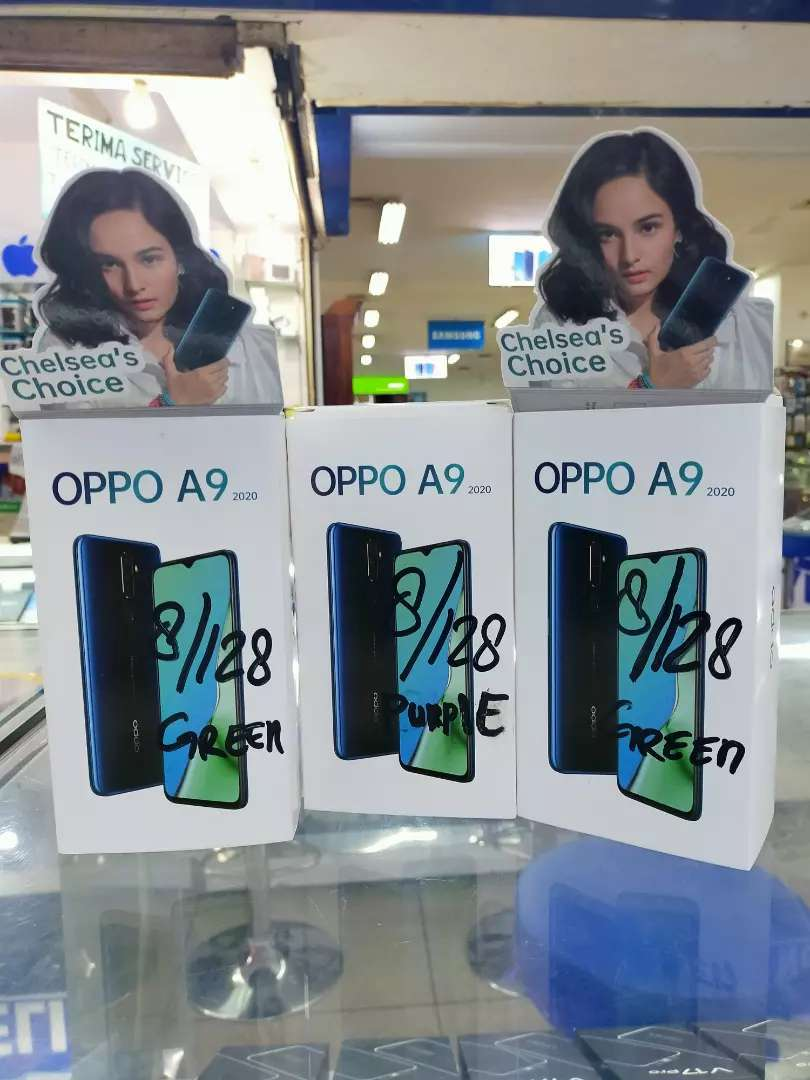 OPPO A9 Ram 8/128 0
