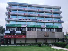 AMRITSAR  800 to 3500 sqft fully furnished office spaces - LEASE/RENT