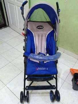 Dijual stroller blm pernah dipakai sama sekali