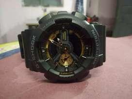 New Casio Gsock watch
