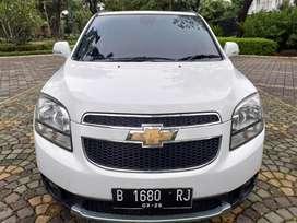 Chevrolet Orlando 1.8 LT AT 2015