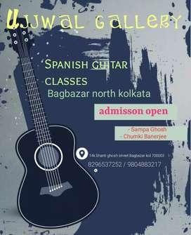Spanish guitar classes