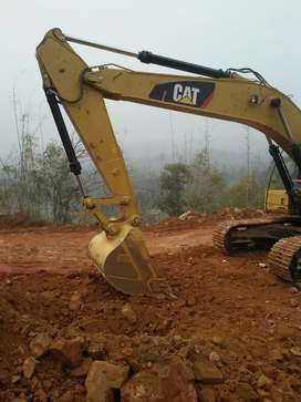 operator required for excavator