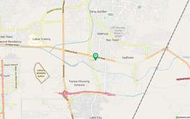 Residential Plot Is Available For Sale In DHA 11 Rahbar