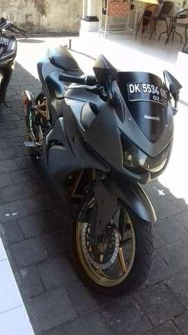 Ninja 250 cc 2010