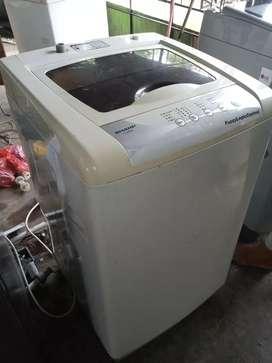 Mesin cuci sharp 1 tabung 8kg