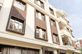 2BHK Semi furnished flat on rent for Family@17800(124317)