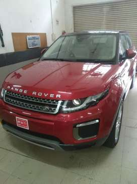 Land Rover Range Evoque Dynamic Si4 Coupe, 2017, Diesel