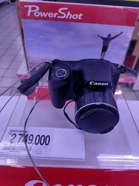 Canon Ps SX430 Bisa Kredit Tanpa CC proses 3 menit Langsung Bwa Barang