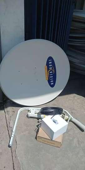 Tv Parabola MNC Vision
