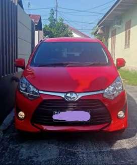 Toyota Agya G MT Pajak panjang