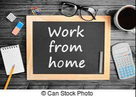 do work from home job available
