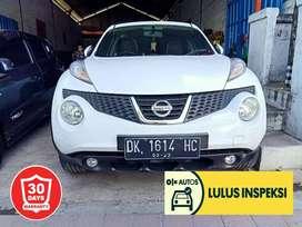 [Lulus Inspeksi] Jual Nissan Juke th 2012 tipe terlengkap RX MATIK
