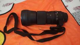 Sigma 150-600mm for Canon