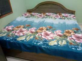 6*6 double cot bed