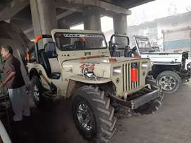 Good condition jeep