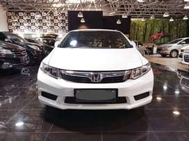 [KM 47rb] Honda Civic 1.8 AT 2013 Putih