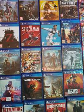 PS4 GAMES AND SERVICE PS3