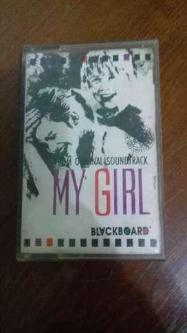 Kaset film original soundtrack my girl